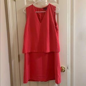 Hot pink Ellen Tracy dress